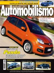 Automobilismo 1 2012 issue Automobilismo 1 2012