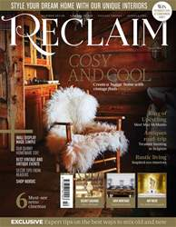 Reclaim Magazine Cover