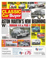 No. 363 Aston Martin's New Beginning  issue No. 363 Aston Martin's New Beginning
