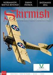Skirmish Magazine Issue 120 issue Skirmish Magazine Issue 120