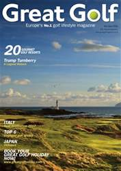 Great Golf Magazine Dec 2016 issue Great Golf Magazine Dec 2016