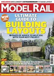 Model Rail Magazine Cover