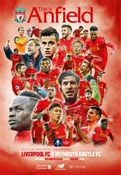 Liverpool v Plymouth Argyle  FACUP 201617 issue Liverpool v Plymouth Argyle  FACUP 201617