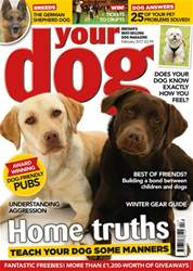 Your Dog Magazine February 2017 issue Your Dog Magazine February 2017