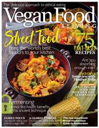 Veganuary issue of Vegan Food & Living issue Veganuary issue of Vegan Food & Living