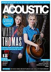 Acoustic Magazine Cover