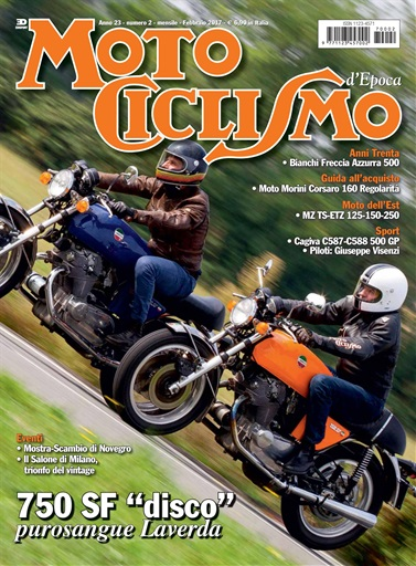 Motociclismo d'Epoca Digital Issue