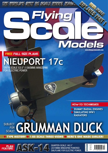 Radio Control Model Flyer Digital Issue