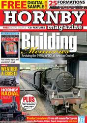 Hornby Magazine issue Hornby Magazine