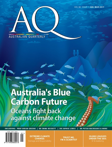 AQ: Australian Quarterly Preview
