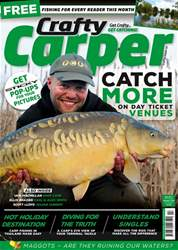 Crafty Carper February 2017 issue Crafty Carper February 2017