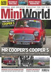 No. 300 Mr. Cooper's Cooper S issue No. 300 Mr. Cooper's Cooper S