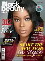 Black Beauty & Hair February/March 2017 issue Black Beauty & Hair February/March 2017