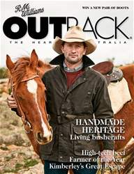 OUTBACK 111 issue OUTBACK 111