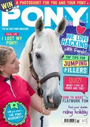 PONY magazine – March 2017 issue PONY magazine – March 2017