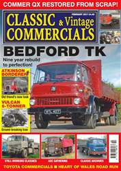 Vol. 22 No. 6 Bedford TK  issue Vol. 22 No. 6 Bedford TK