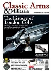 Classic Arms & Militaria Magazine Cover