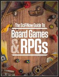 SciFiNow Guide To Board Games & RPGs issue SciFiNow Guide To Board Games & RPGs