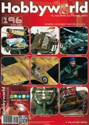 HOBBYWORLD 196 issue HOBBYWORLD 196