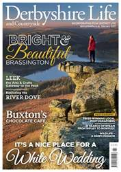 Derbyshire Life Magazine Cover