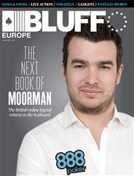 Bluff Europe January 2017 issue Bluff Europe January 2017