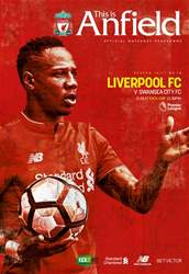 Liverpool V Swansea 201617 issue Liverpool V Swansea 201617