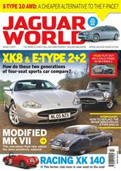 No. 181 XK8 & E-Type 2+2 issue No. 181 XK8 & E-Type 2+2
