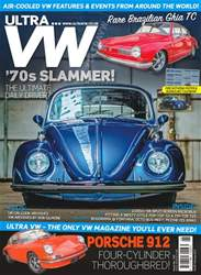 Ultra VW 162 February 2017  issue Ultra VW 162 February 2017
