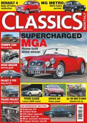 No. 252 Supercharged MGA issue No. 252 Supercharged MGA