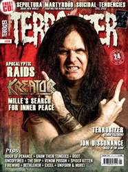 Terrorizer 278 issue Terrorizer 278