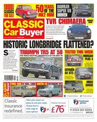 No. 366 Historic Longbridge Flattened?  issue No. 366 Historic Longbridge Flattened?