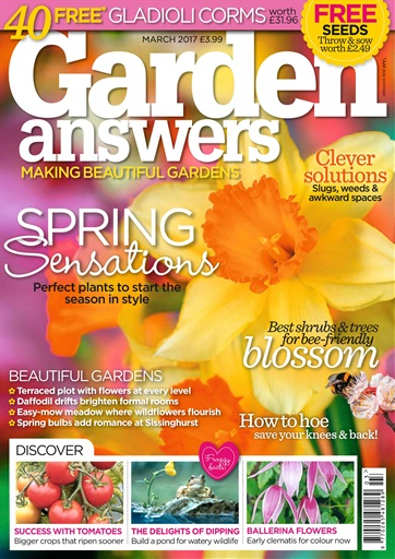 title cover preview garden answers preview - Garden Answers