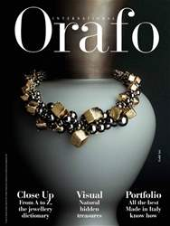 Orafo International 2017 issue Orafo International 2017