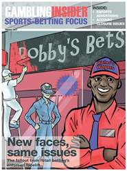Sports Betting Focus issue Sports Betting Focus