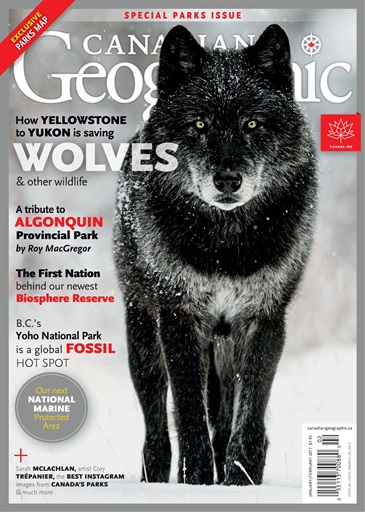 Canadian Geographic Digital Issue