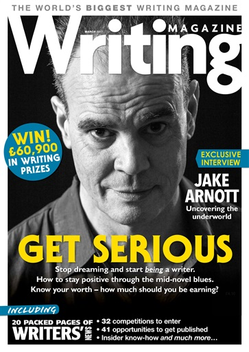 Writing Magazine Digital Issue