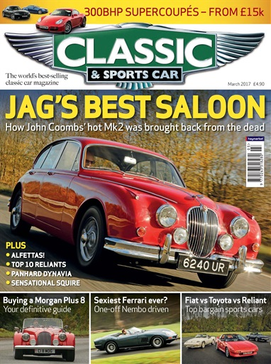 Classic & Sports Car Preview