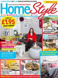 Homestyle Magazine Cover