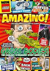 Issue 28 - Gross Bodies! issue Issue 28 - Gross Bodies!