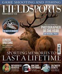 Fieldsports Magazine February/March 2017 issue Fieldsports Magazine February/March 2017