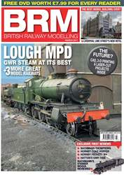 British Railway Modelling Magazine Cover