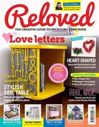 Reloved Magazine Cover