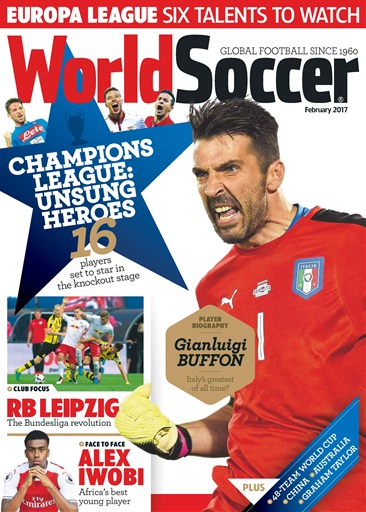 World Soccer Preview