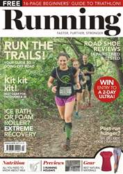 No. 198 Run The Trails! issue No. 198 Run The Trails!