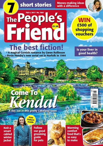 The People's Friend Preview