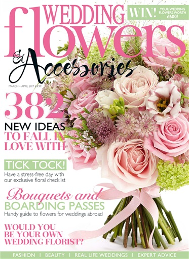 wedding flowers magazine marapr17 subscriptions pocketmags. Black Bedroom Furniture Sets. Home Design Ideas