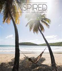 Inspired Travel Magazine Magazine Cover
