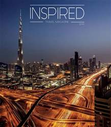 Inspired Travel Magazine issue Issue 2