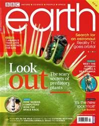 BBC Earth Magazine Cover