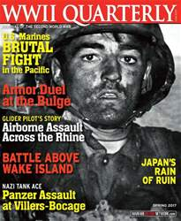 WWII Quarterly Magazine Cover